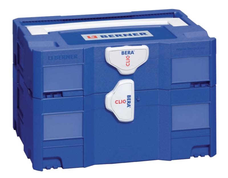Úložný kufr BERA Clic+